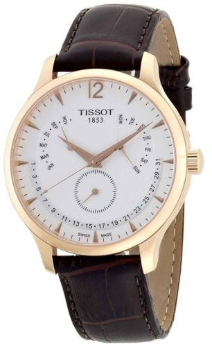 Tissot T-Classic Tradition Perpetual Calendar Herren Uhr