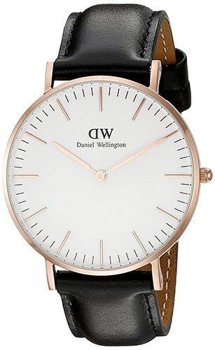 Daniel-Wellington-Classic-Damen-Armbanduhr-gold