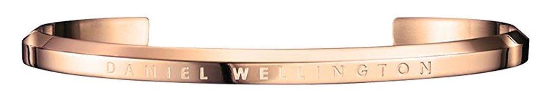 Daniel Wellington Damen Armband Armreif rosegold