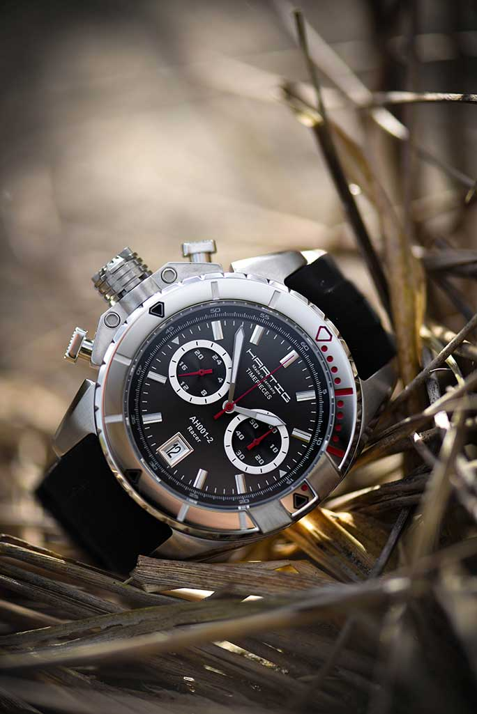 HARTIG timepieces AH001 RED