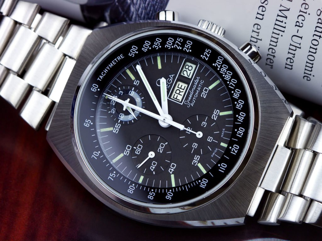 Omega Speedmaster Mark 4.5 Lemania 5100 Kaliber 1985