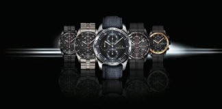 Porsche Design-Chronotimer Collection