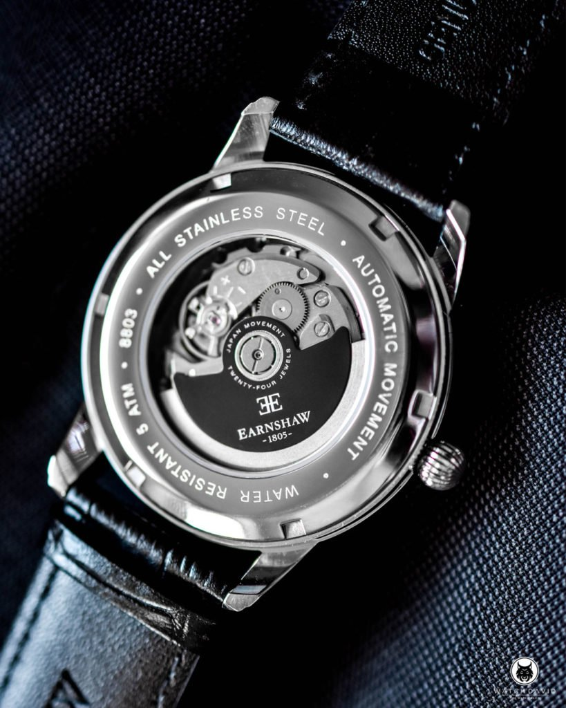 Thomas Earnshaw LONGITUDE ES-8803-01