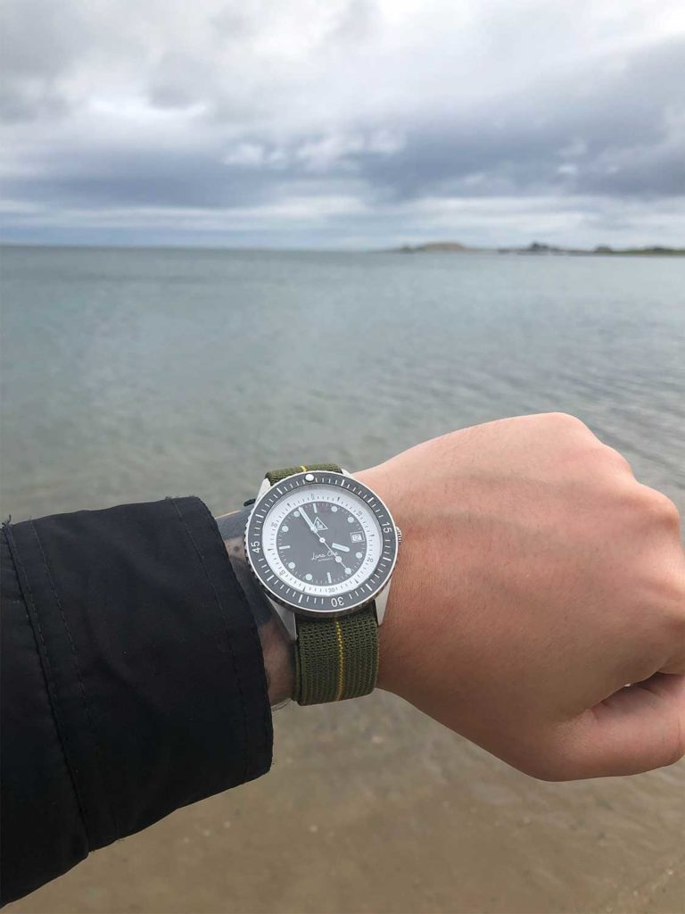 LPW Watch Co Luna One (Old Design Prototype)