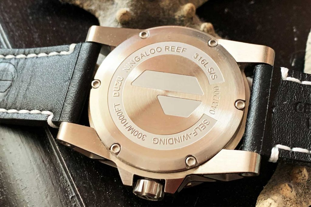 Ningaloo Reef - The Caseback