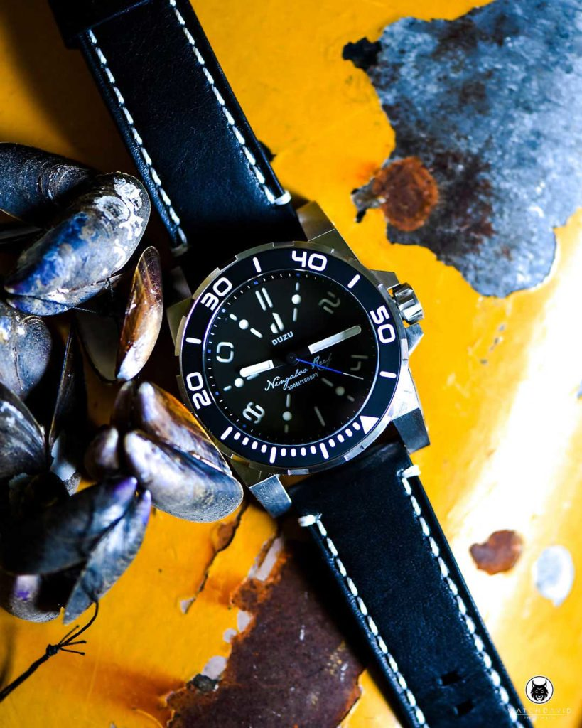 DUZU WATCHES Ningaloo Reef (WATCHDAVID®)