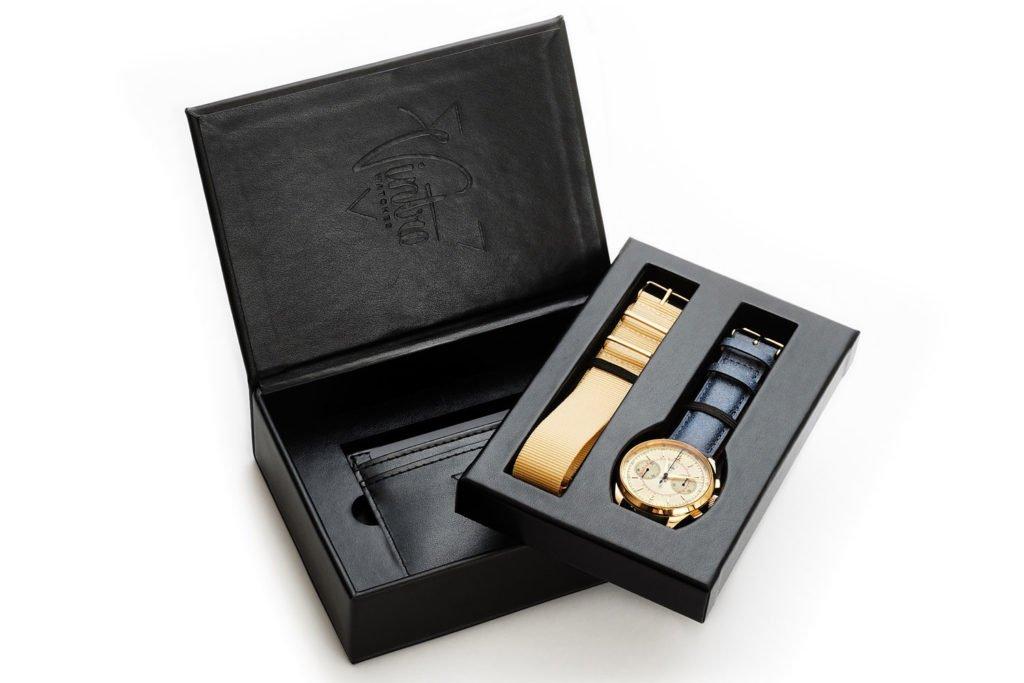 Vintro Le Mans 1952 Chronograph Box