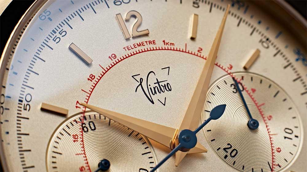 Vintro Le Mans 1952 Chronograph Dial & Hands