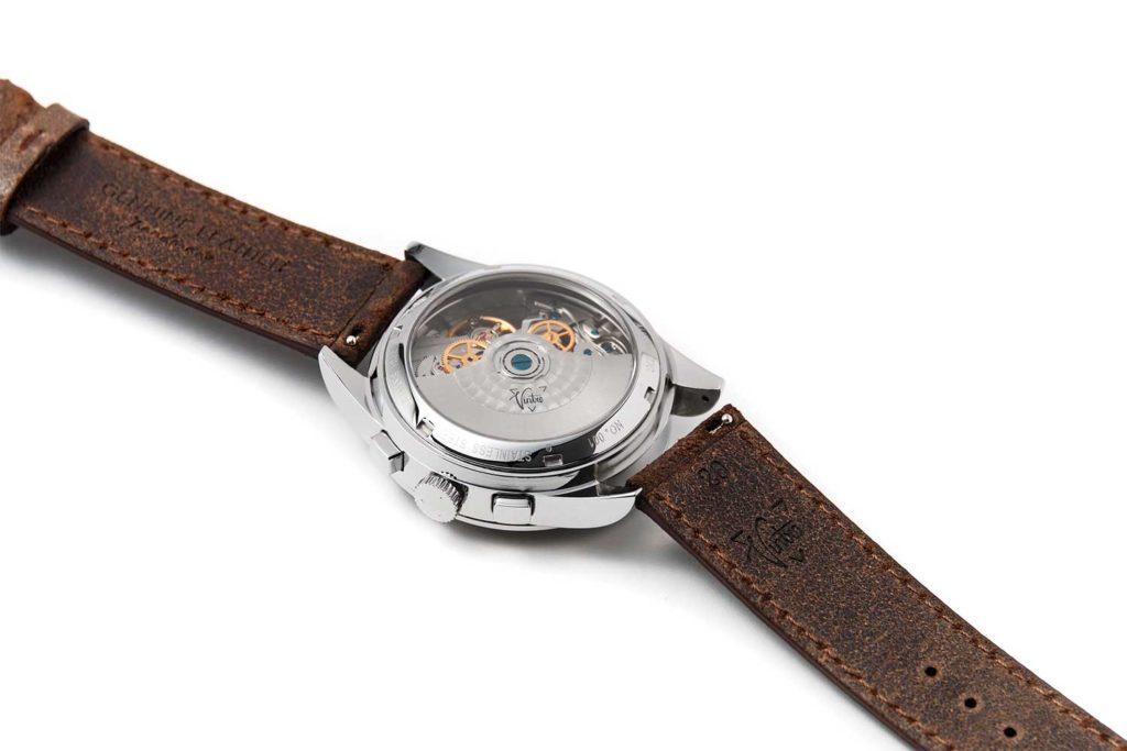 Vintro Le Mans 1952 Chronograph Strap Change