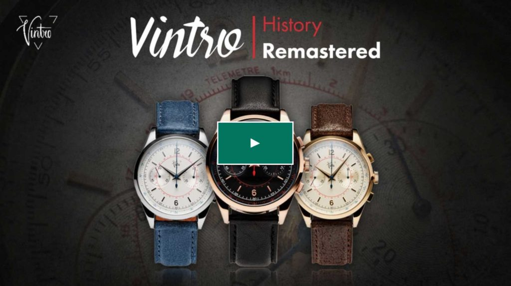 Viktor Watches @ Kickstarter - visit now!