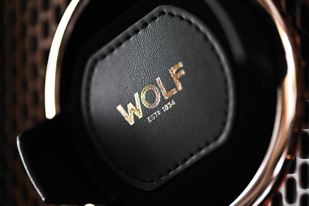 Wolf Axis Double Winder With Storage