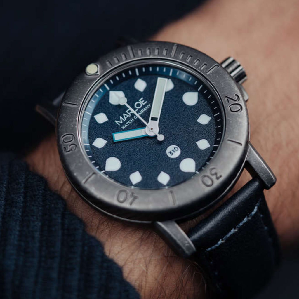 The Morar Diver Watch Collection