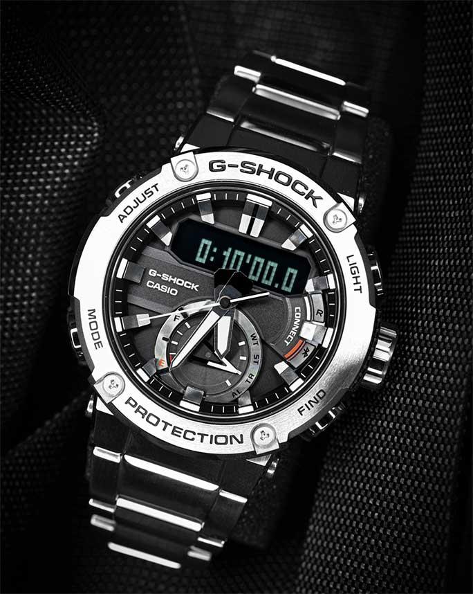 G-SHOCK G-STEEL GST-B200D-1AER