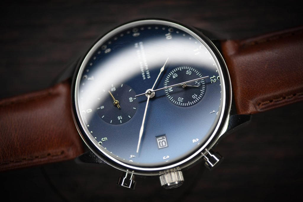 About Vintage 1815 Chronograph Review