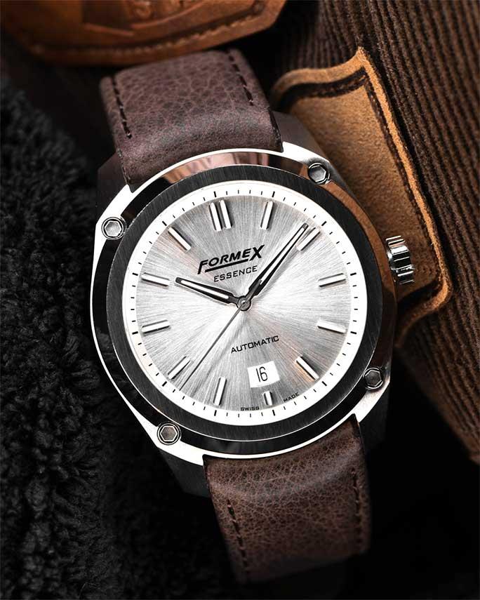 Formex Essence Automatic Silver