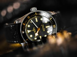 Review Octon Watches