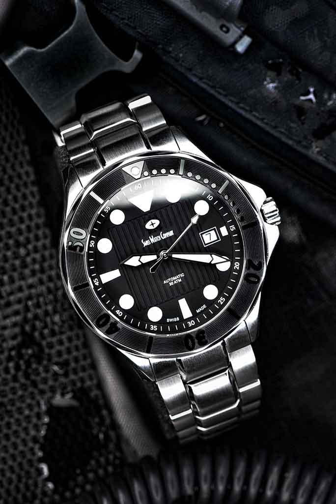 SWC Diver BLACK