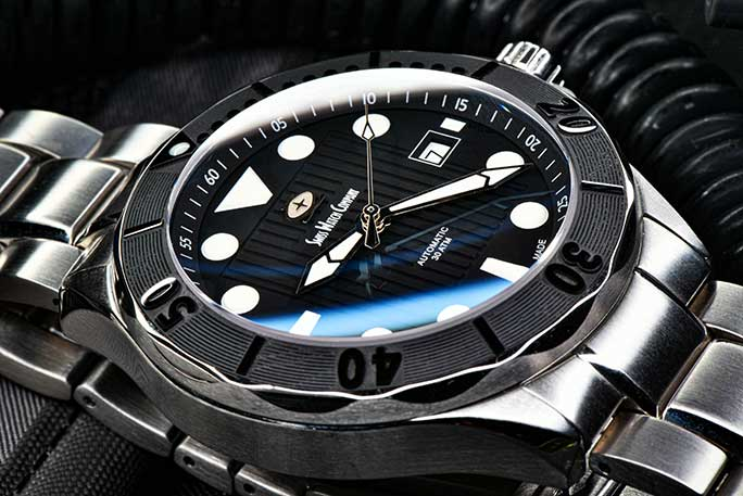 SWC Diver BLACK Review