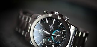 CASIO EDIFICE EQB-1000D-1AER Review