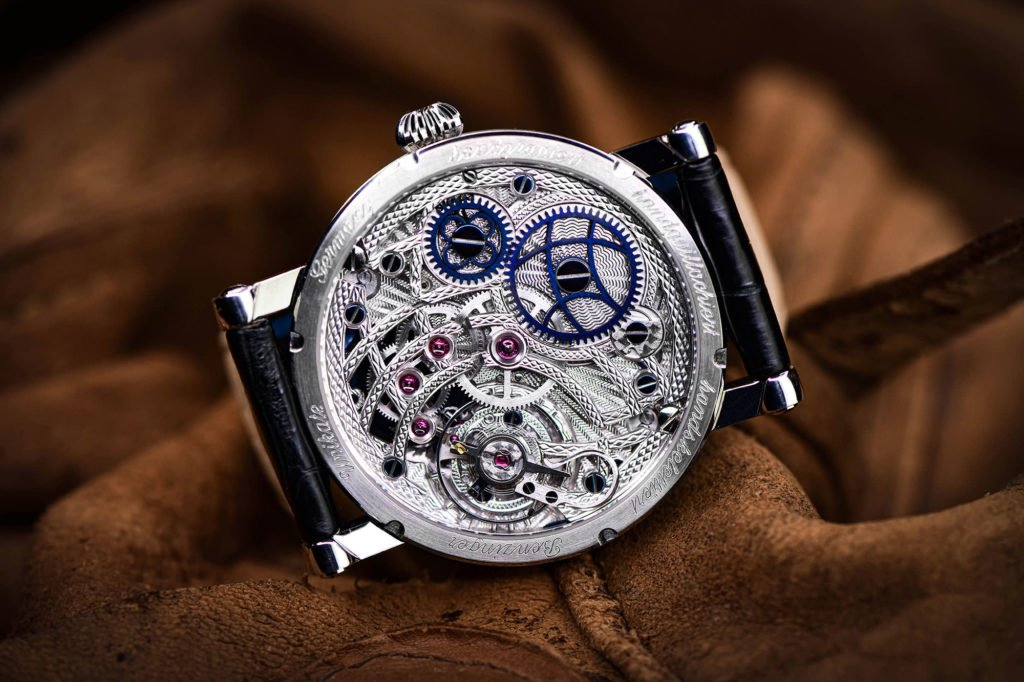 Jochen Benzinger Subskription IV Silver Blue Review