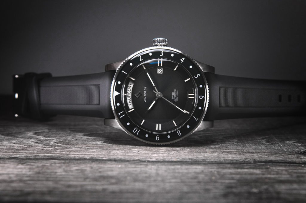 Von Doren - URÆD, Unique Swiss Made Automatic Day/Date Watch