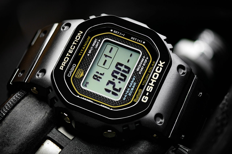 Casio G-SHOCK GMW B5000TB Review