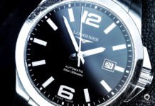 My Daily Rocker Longines Conquest 300m
