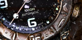 Andersmann Bronze Watch 1000m ANN0933