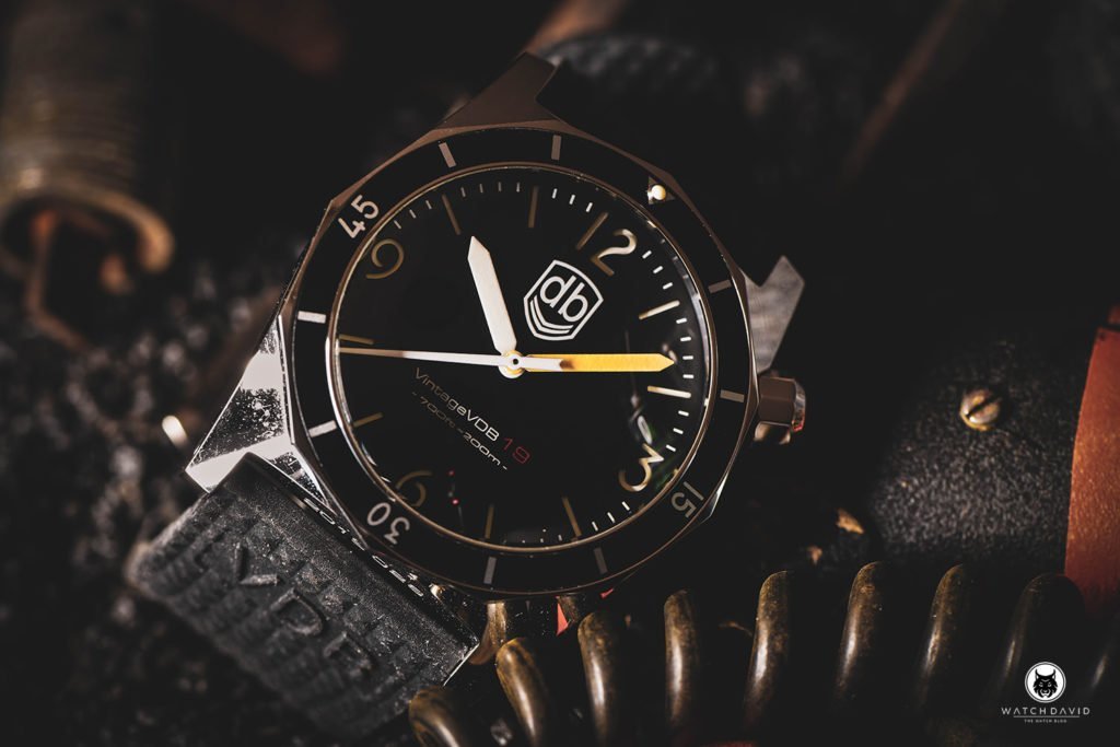 VINTAGE VDB Diver Watch Review