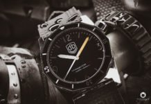 VINTAGE VDB Diver Watch Review