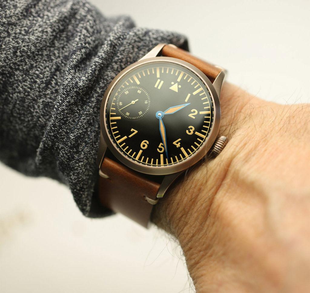 STOWA Flieger 6497 Bronze