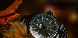 TRASER H3 TACTICAL ADVENTURE COLLECTION P68 PATHFINDER GMT GREEN 109035