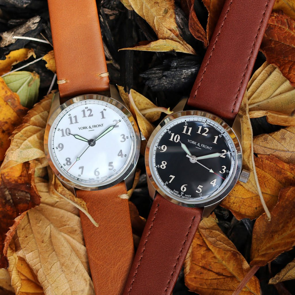 York & Front Watches The Burrard