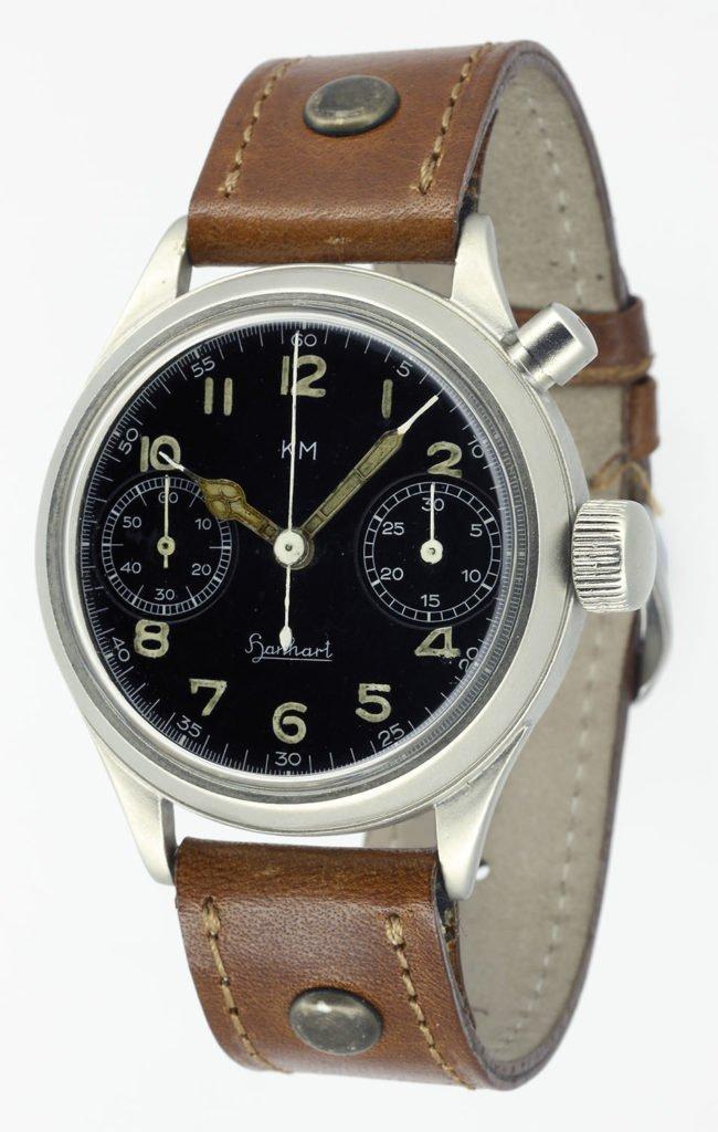 Hanhart Uhren Firmengeschichte