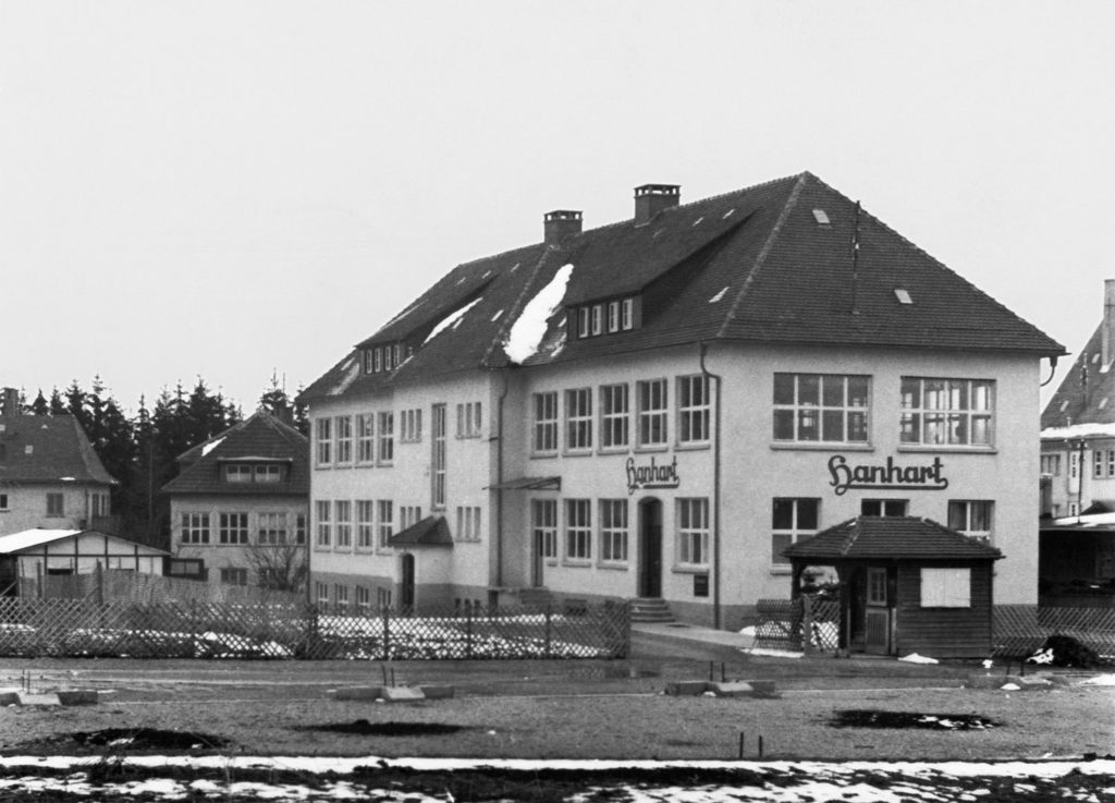 Hanhart Firmengebäude Schwenningen