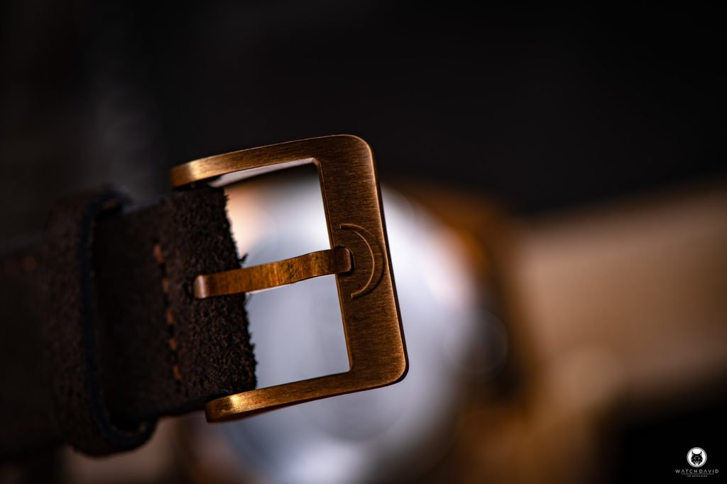MeisterSinger METRIS Bronze