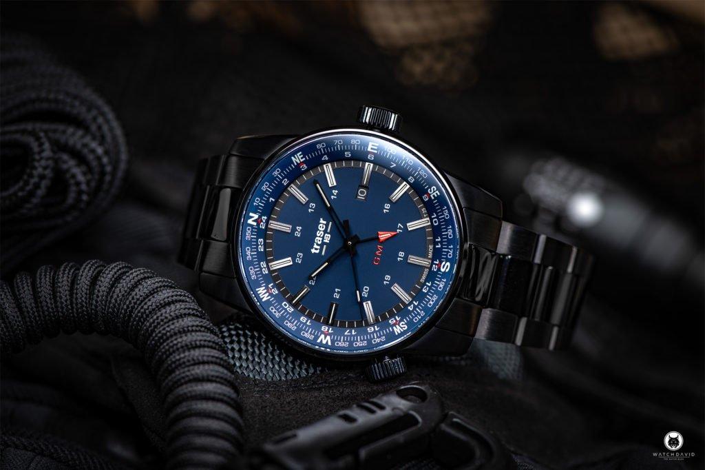 Traser H3 P68 Pathfinder GMT Blue - 109524