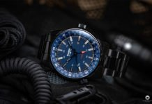 Traser H3 P68 Pathfinder GMT Blue - 109524