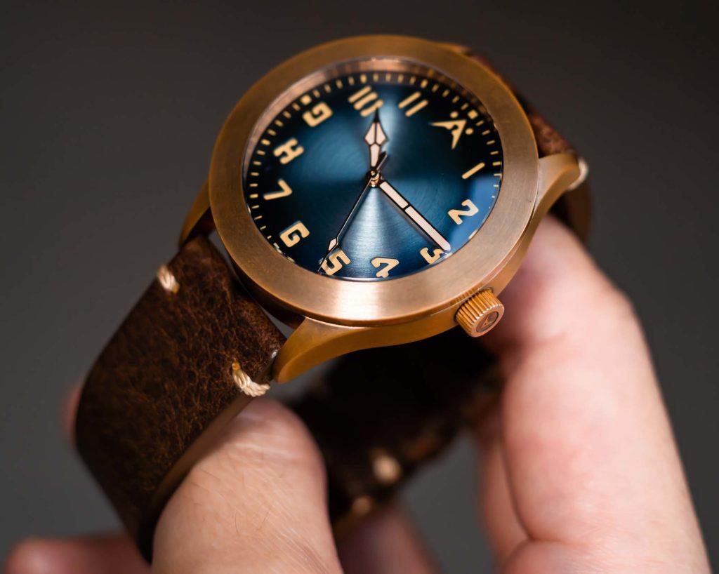 Aerotec Ace Bronze Watches