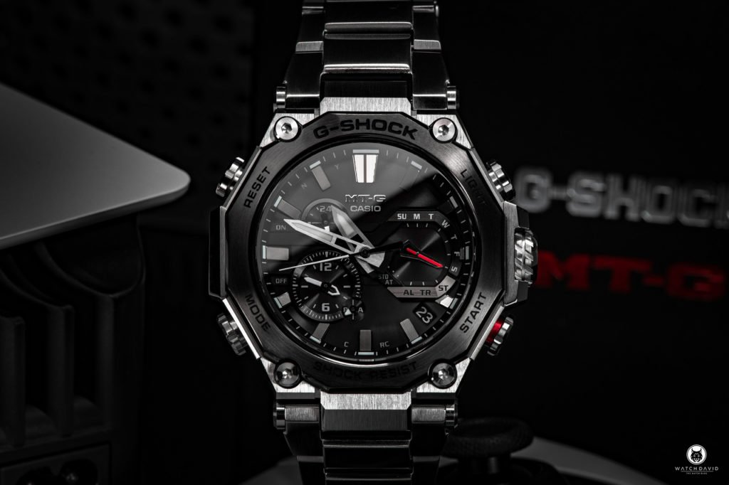 Casio G-SHOCK MTG-B2000D 1AER