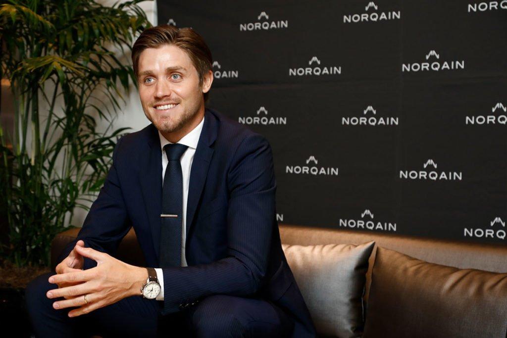 Ben Küffer, CEO und Gründer von NORQAIN