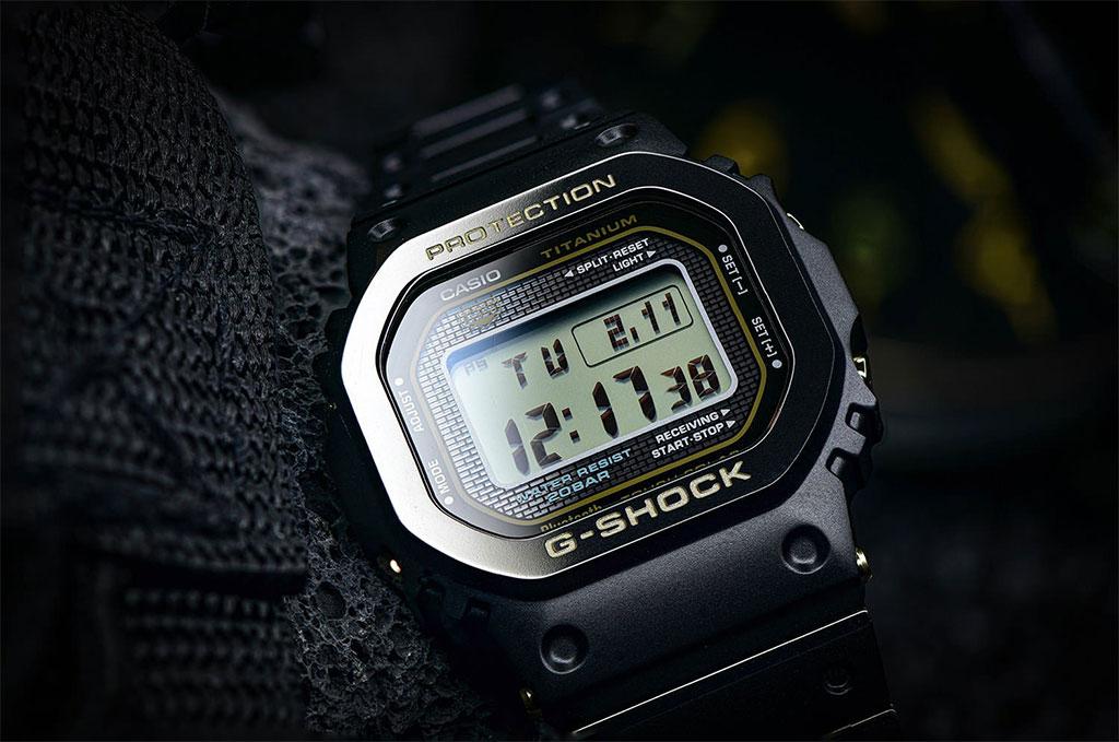 Casio G-SHOCK GMW B5000TB
