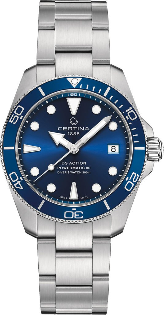 Certina DS Action Diver 38mm C032.807.11.041.00