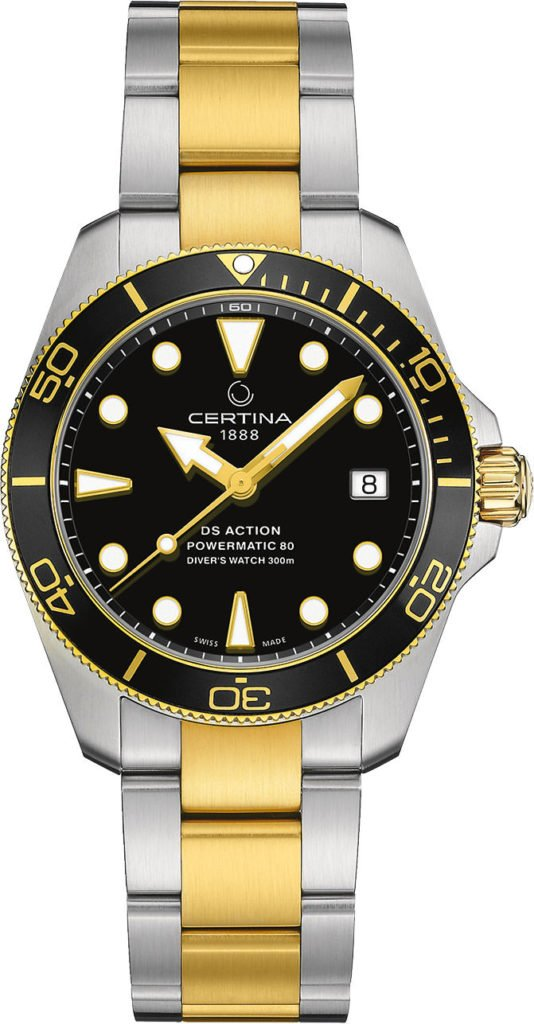 Certina DS Action Diver 38mm C032.807.22.051.00