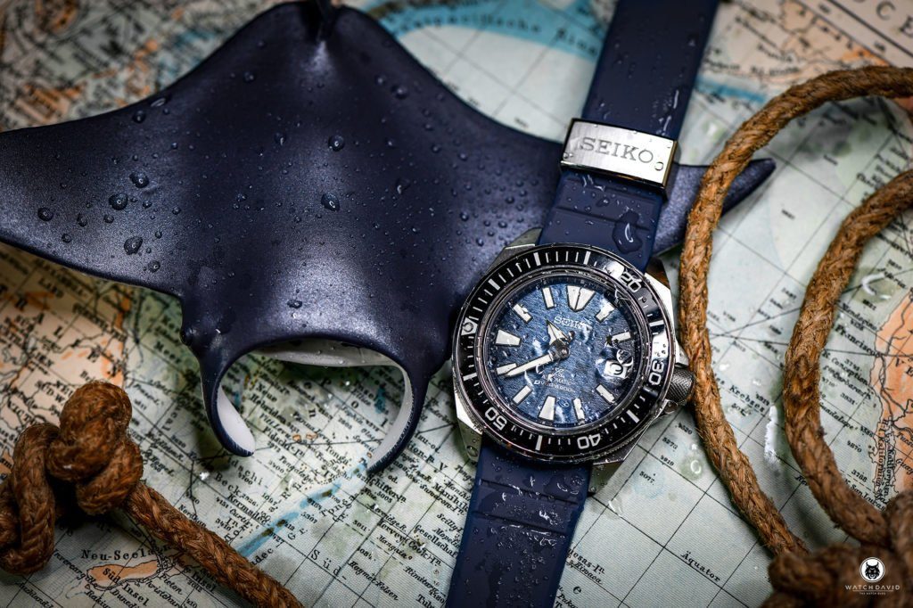 Seiko Prospex Samurai SRPF79K1 Save the Ocean