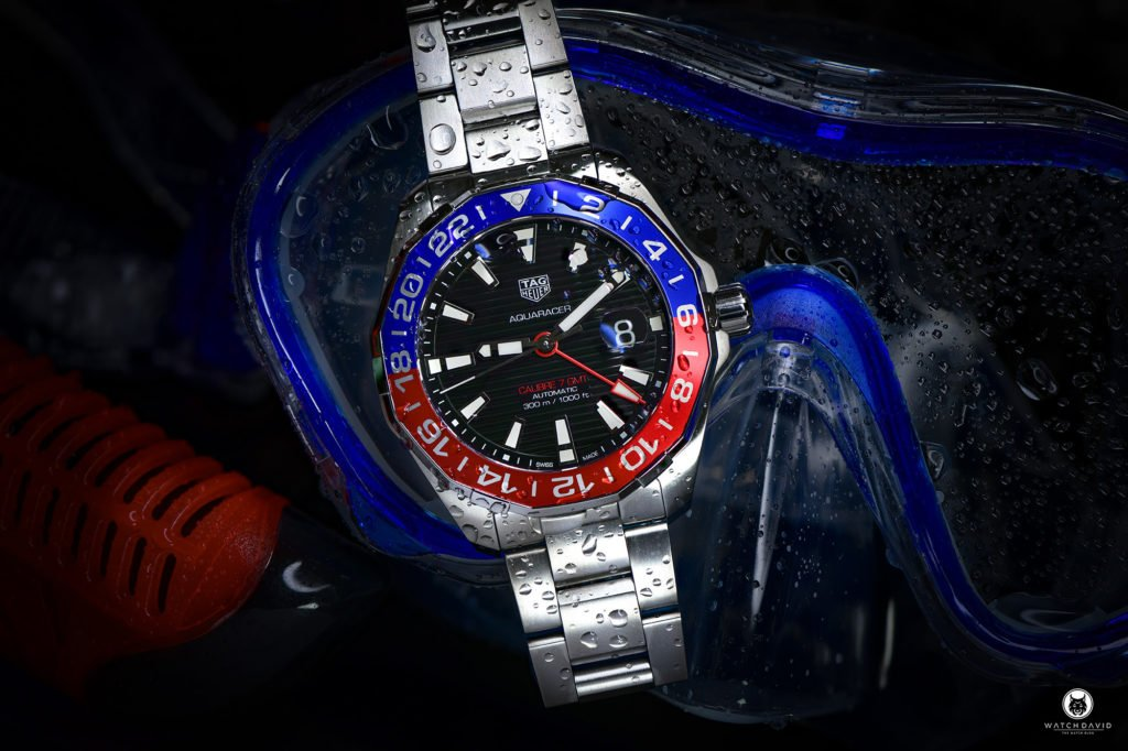 TAG Heuer Aquaracer GMT Pepsi Review