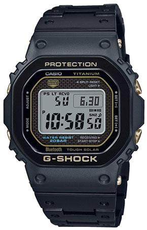 Beste Herrenuhren 2021 Casio G-SHOCK GMW B5000TB