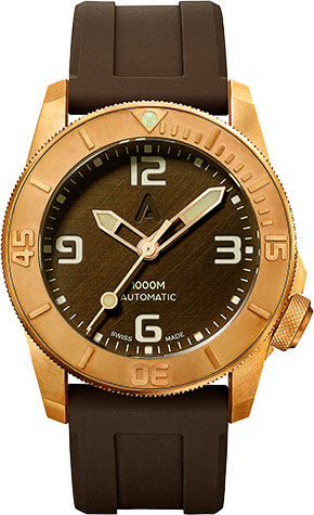 Beste Herrenuhren Andersmann Watches Bronze ANN0933