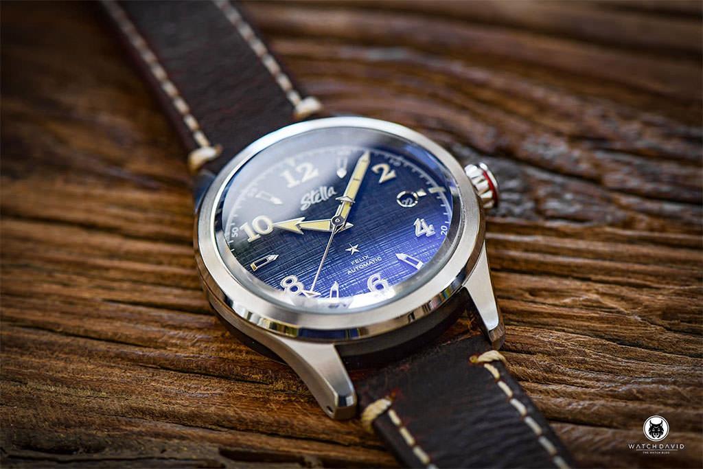 Stella Watch Felix Dress Blues