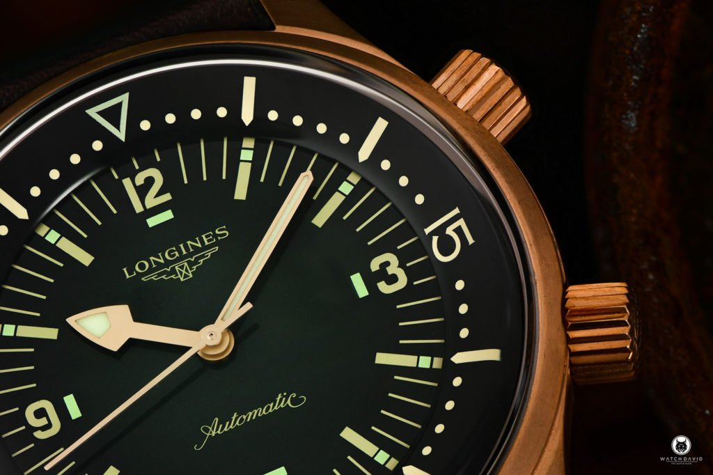 Longines Legend Diver Bronze